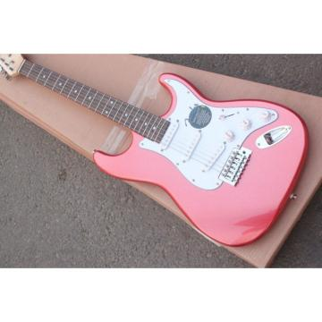 Custom Shop Jimmie Vaughan Red Fender Stratocaster Guitar
