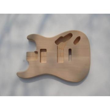 Custom Shop Fender Unfinish Builder Guitar