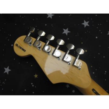 Custom Shop Fender Acrylic White Stratocaster Guitar
