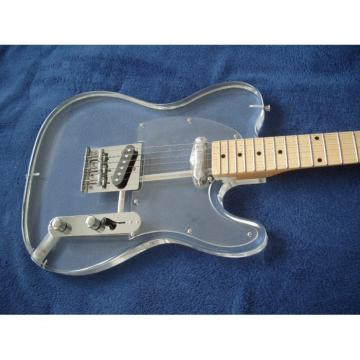 Custom Shop Fender Acrylic Telecaster Guitar