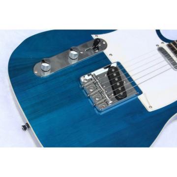 Custom Shop Fender Eric Clapton Blue Telecaster Left Handed Guitar