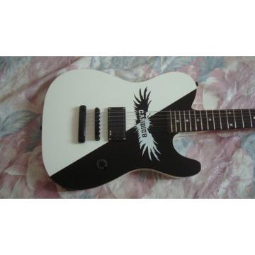 Custom Fender Telecaster Eagle Design Guitar