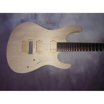 Custom Shop Suhr Purple Gray Burl Body Flame Maple Guitar