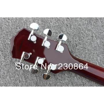 Custom  Washburn Passive Humbuckers Heavy Honey Burst Guitar