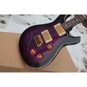 Custom Paul Reed Smith Purple Design B Guitar
