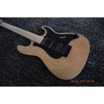 Custom Shop Schecter Birdseye Body and Neck Natural Finish Guitar