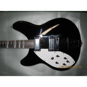 Custom Shop Rickenbacker Jetglo 360 Guitar