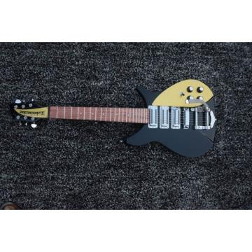 Custom Built Gold Pickguard Rickenbacker 325 Jetglo John Lennon Guitar