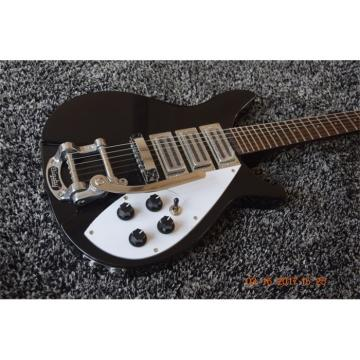 Custom Rickenbacker 325 Jetglo John Lennon Guitar 21 inch Scale Lenght USA Bigsby