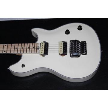 Custom Shop EVH Wolfgang White Floyd Rose Vibrato Electric Guitar