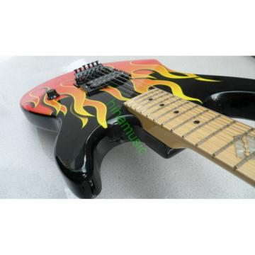 Custom Shop EVH Fire Electric Guitar