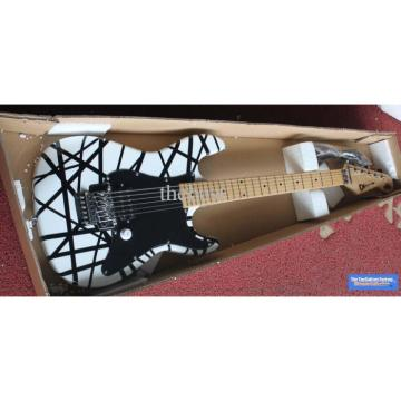 Custom Shop White Charvel Design Electric Guitar