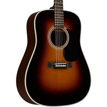 Martin Standard Series D-28 Dreadnought Acoustic Guitar Sunburst
