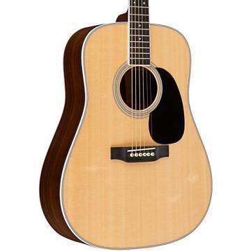 Martin Standard Series Custom D-35E Dreadnought Acoustic-Electric Guitar Natural