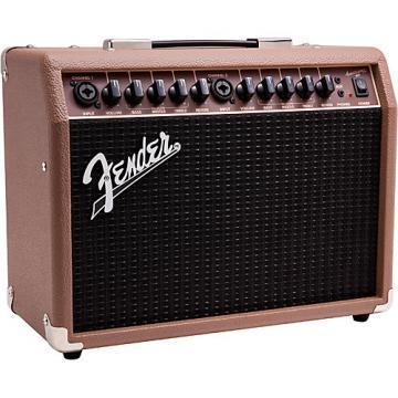Fender Acoustasonic 40 40W 2x6.5 Acoustic Guitar Amplifier Brown