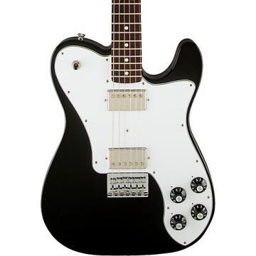 Fender Chris Shiflett Telecaster Deluxe Black Rosewood Fingerboard