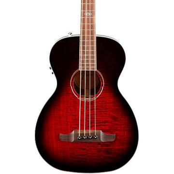 Fender California Series T-Bucket 300E Concert Acoustic-Electric Bass Transparent Cherry Burst