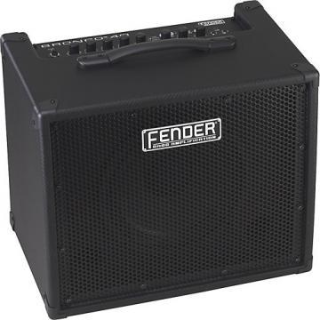 Fender Bronco 40 40W 1x10 Bass Combo Amp Black
