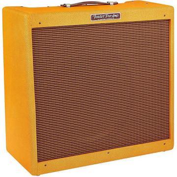 Fender '57 Custom Pro-Amp 26W 1x15 Tube Guitar Amp Lacquered Tweed