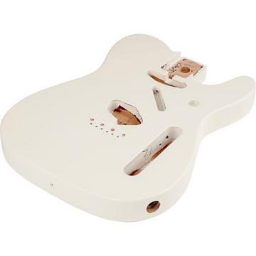 Fender Telecaster SS Alder Body Vintage Bridge Mount Olympic White