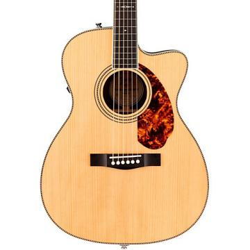 Fender Paramount Series Limited Edition PM-3 Cutaway Triple-0 Acoustic-Electric Guitar Natural