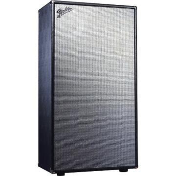 Fender Bassman Pro 810 8x10 Neo Bass Speaker Cabinet Black