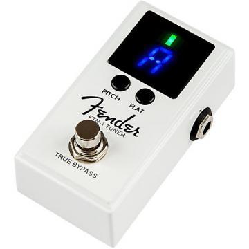 Fender FTN 1 Pedal Guitar Tuner