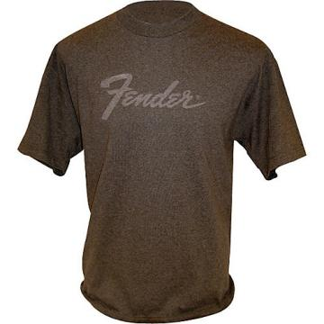 Fender Amp Logo T-Shirt Charcoal Extra Large
