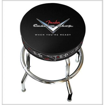 "Fender 30"" Custom Shop Pinstripe Bar Stool"