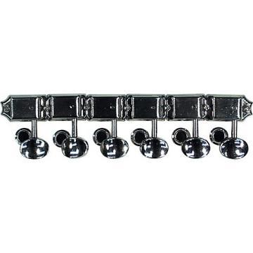 Fender Vintage-Style Strat/Tele Machine Heads Set of 6