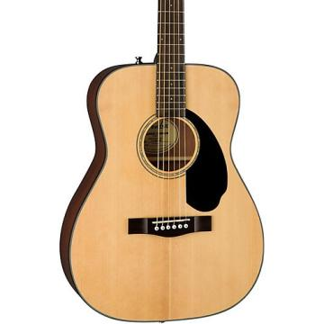 Fender Classic Design Series CC-60S Concert Acoustic Guitar Natural