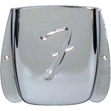 Fender Replacement J Bass Bridge Cover Chrome