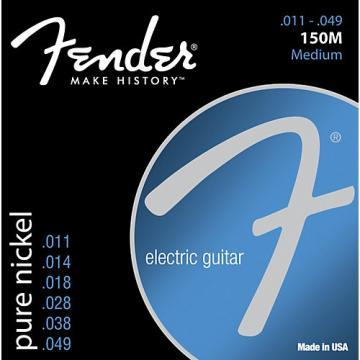 Fender 150M Original Pure Nickel Electric Strings - Medium