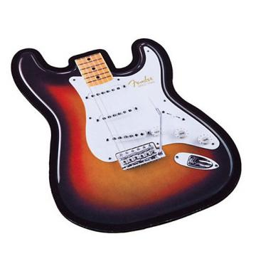 Fender Stratocaster Body Mouse Pad
