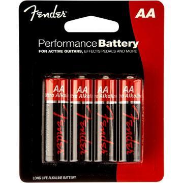 Fender AA Battery 4 Pack