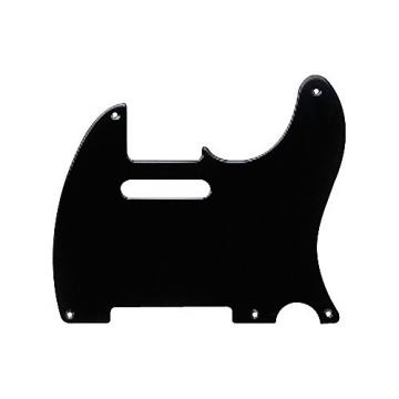 Fender 52 Telecaster 5-hole 1-Ply Pickguard Black