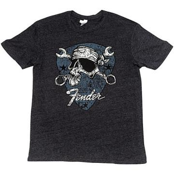 Fender David Lozeau Mechanico T-Shirt Large Black