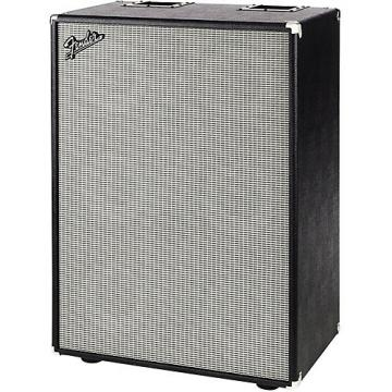 Fender Bassman 610 Pro 1,600W 6x10 Bass Speaker Cabinet Black