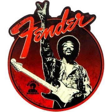 "Fender Jimi Hendrix ""Peace Sign"" Magnet"