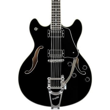 Schecter Guitar Research Corsair Bigsby Electric Guitar Gloss Black