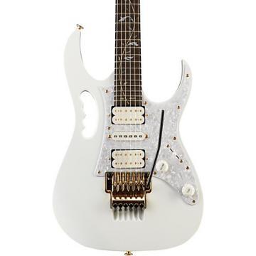 Ibanez JEM7V Steve Vai Signature Electric Guitar White