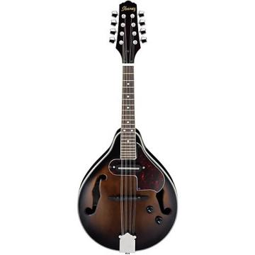 Ibanez A-Style Acoustic-Electric Mandolin Dark Violin Sunburst