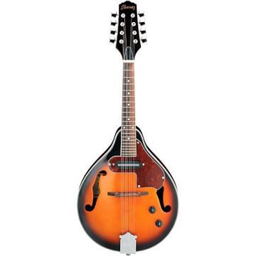 Ibanez M510E A-STYLE Acoustic-Electric Mandolin Brown Sunburst