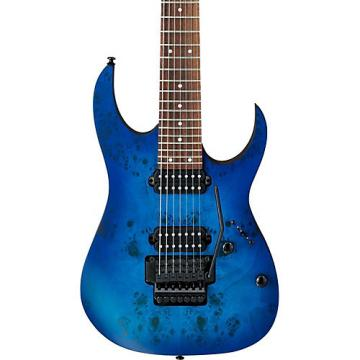 Ibanez RG Series RG7420PB 7-String Electric Guitar Sapphire Blue