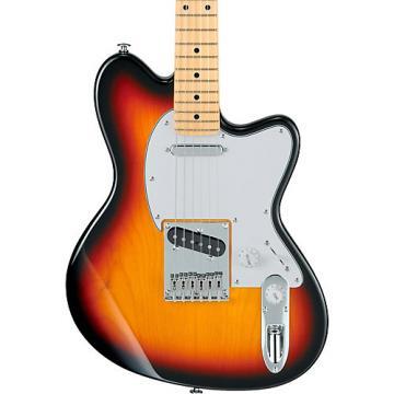 Ibanez Talman Prestige Series TM1702M Electric Guitar Tri-Fade Burst Maple Fingerboard