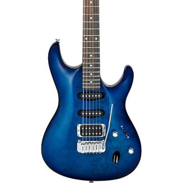 Ibanez SA Series SA160 Quilted Maple Top Electric Guitar Sapphire Blue