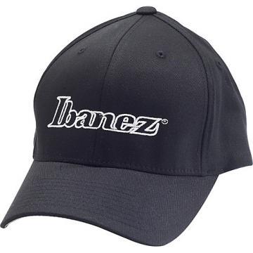 Ibanez Fitted Baseball Cap Black Small/Medium