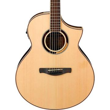 Ibanez AEW51 Exotic Wood Acoustic-Electric Guitar Natural