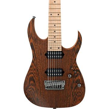 Ibanez RG Prestige Series RG752WMFX 7-String Electric Guitar Natural Oil