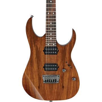 Ibanez RG Prestige Series RG652KFX Electric Guitar Koa Brown